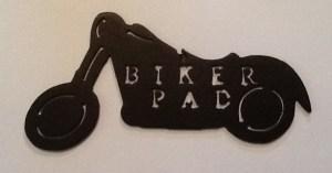 Biker Pad Motorcycle