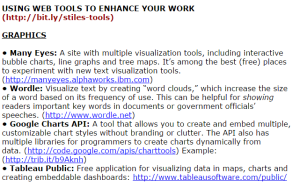 Web tools for journalists Google Docs