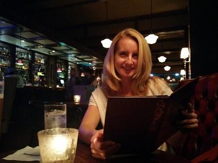 Jen at Bohanan's