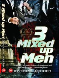 Cover of 3 Mixed-up Men by Joygopal Podder