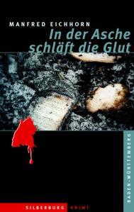 Cover of In der Asche schläft die Glut von Manfred Eichhorn
