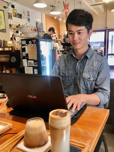 在咖啡廳經營聯盟行銷