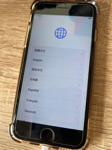 iPhone 成功重置