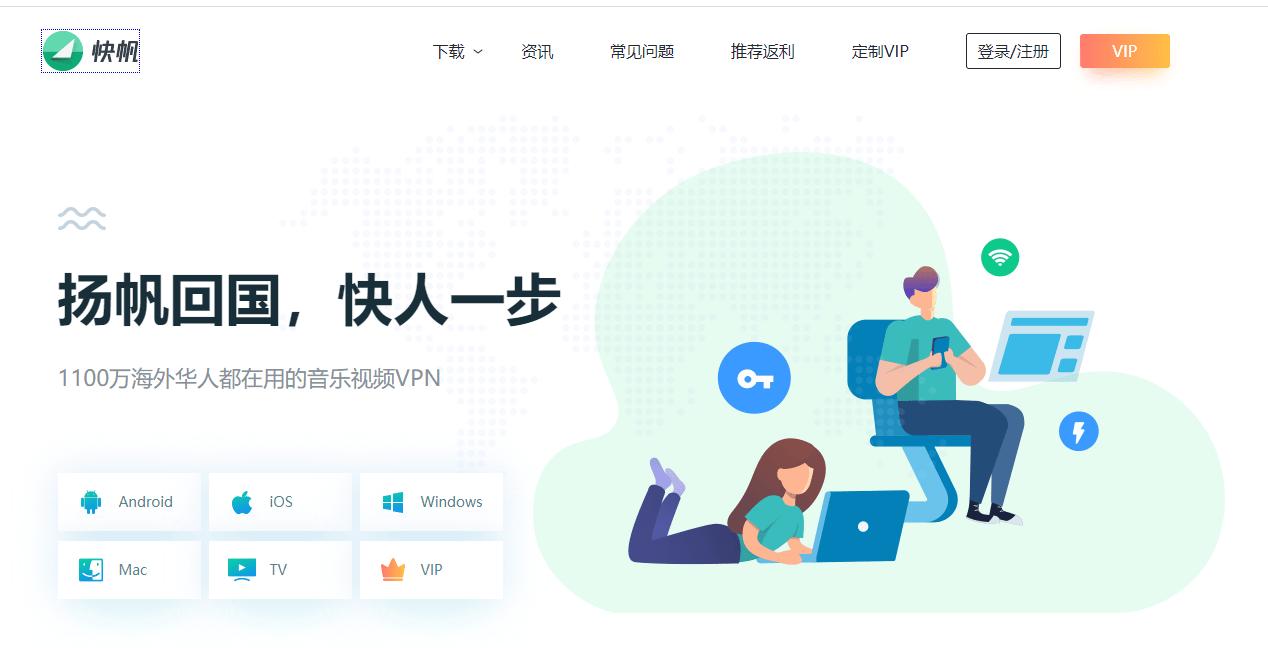 快帆 VPN