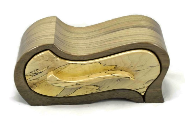 My Portfolio - John Traeger Studio - Artistry In Woodworking