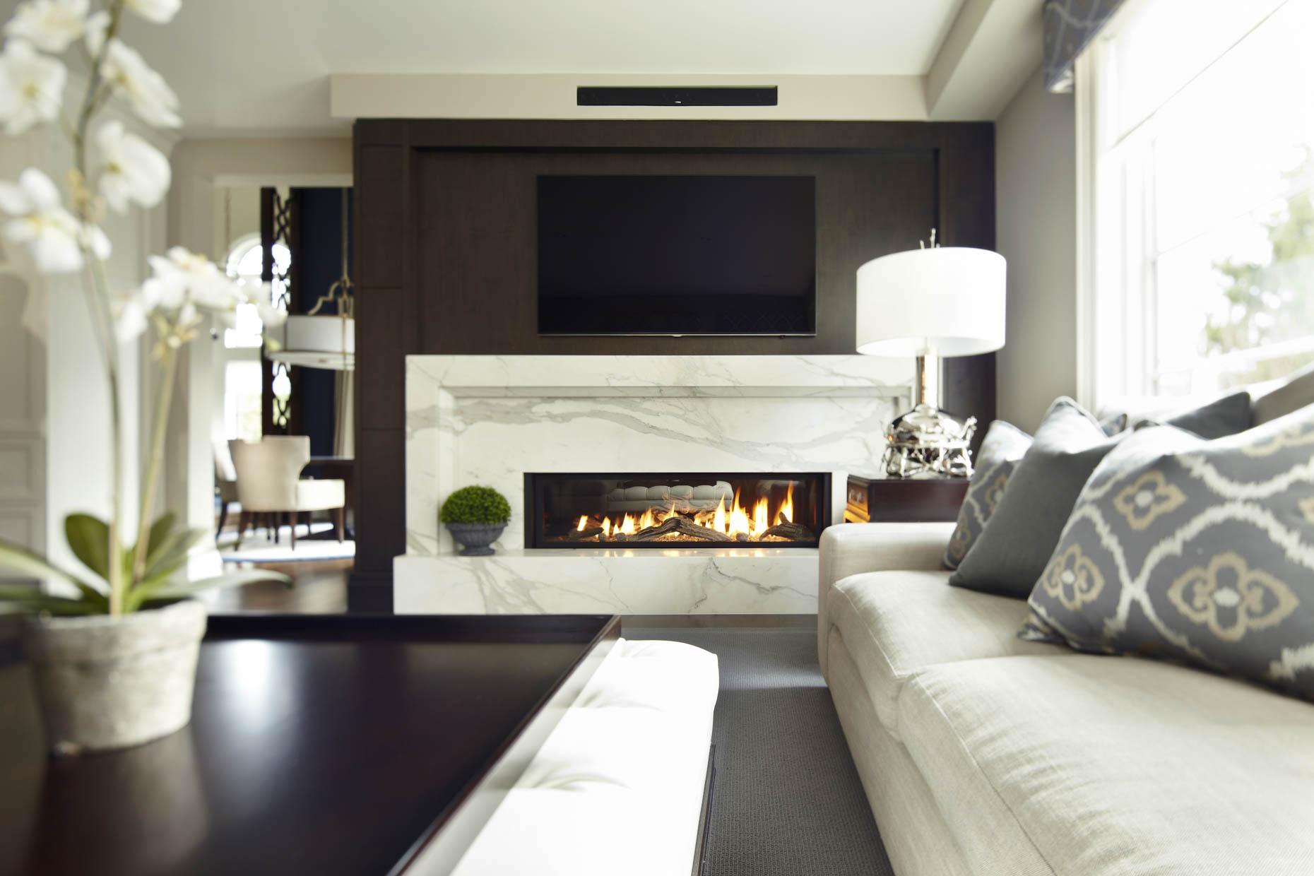 fireplace livingroom john trigiani