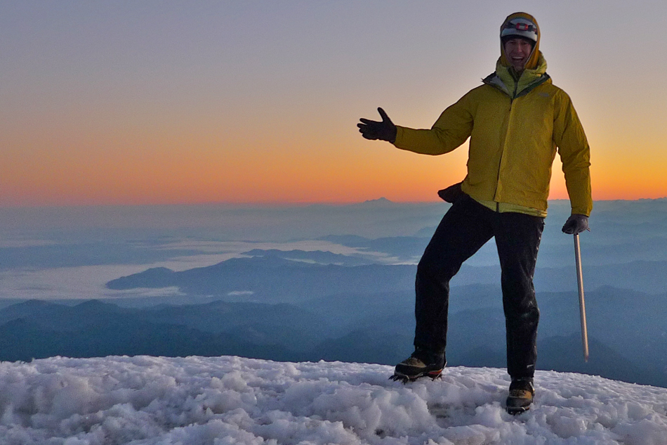 Image result for from atop mount rainier