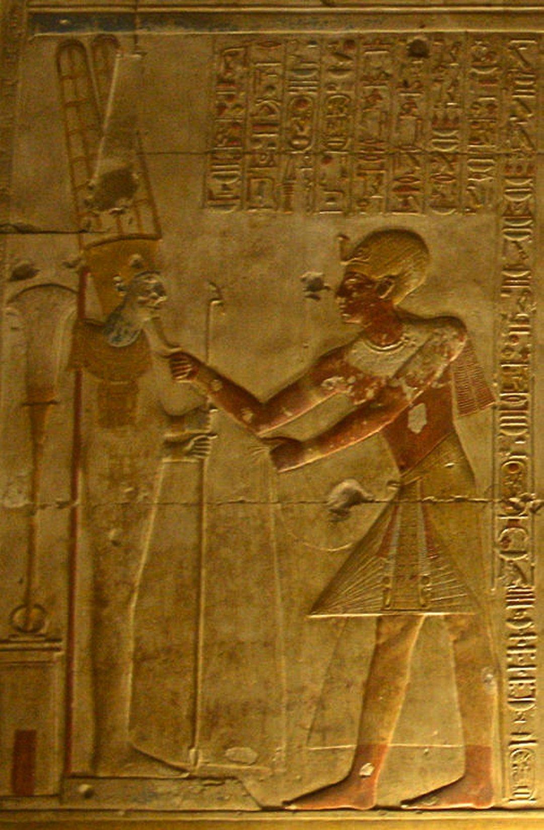 10 Sahara Religions 3 1 Religion Of The Pharaohs