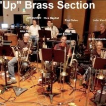 """Up"" Brass Section"