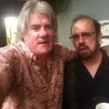 John Van Houten and Gary Grant