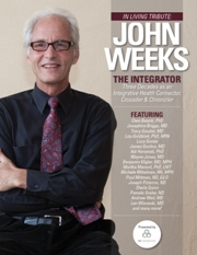 2014 John Weeks' Lifetime Tribute Award Book