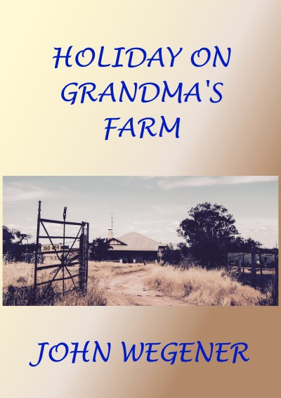 Holiday On Grandma's Farm Cover Image