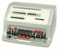Facit Model CA1-13 - 1963