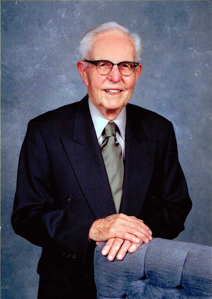 Richard Shaul Woodruff (1913 - 2016)