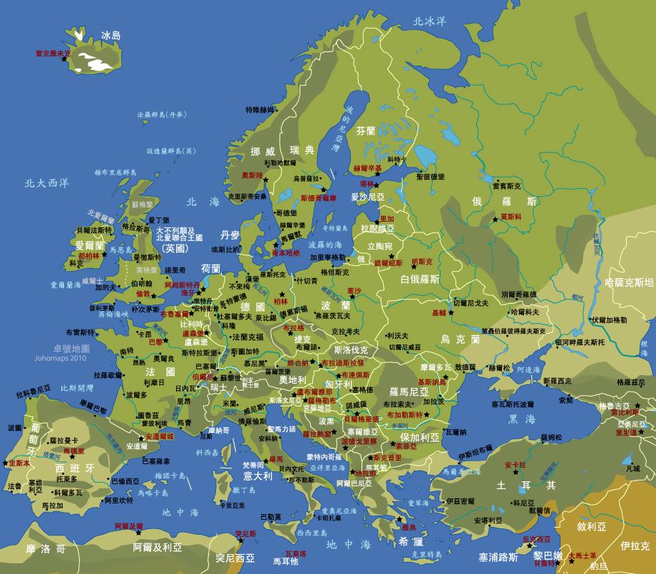 二戰時的歐洲地圖圖片展示_二戰時的歐洲地圖相關圖片下載