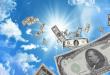 L'argent qui tombe du ciel