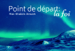 Le point de départ