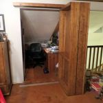 Diy Woodworking Plan For Dual Purpose Bookcase The Joinery