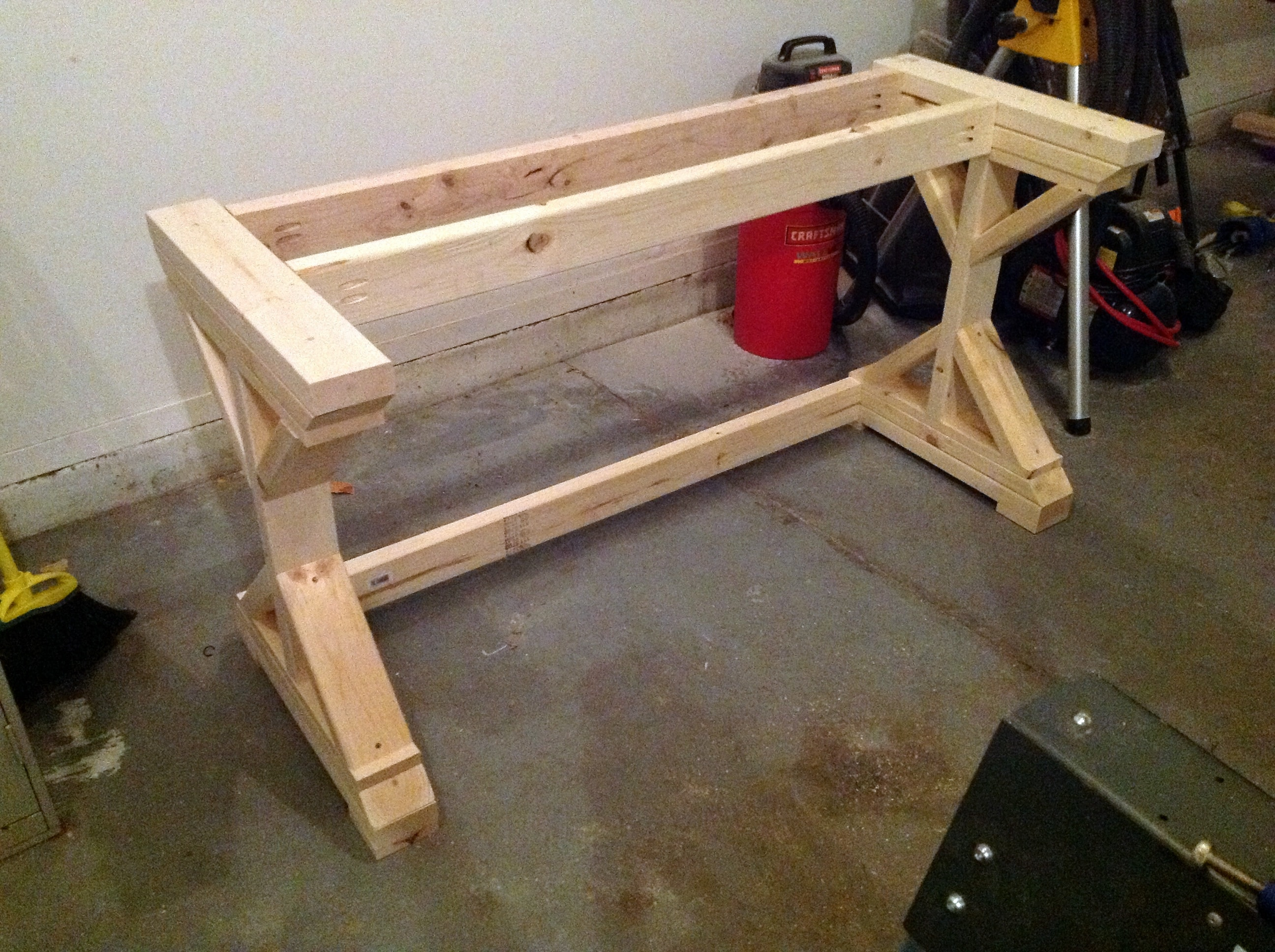 The Ultimate Woodworking Plan For A Diy Desk