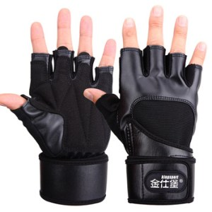 Male exercise gloves
