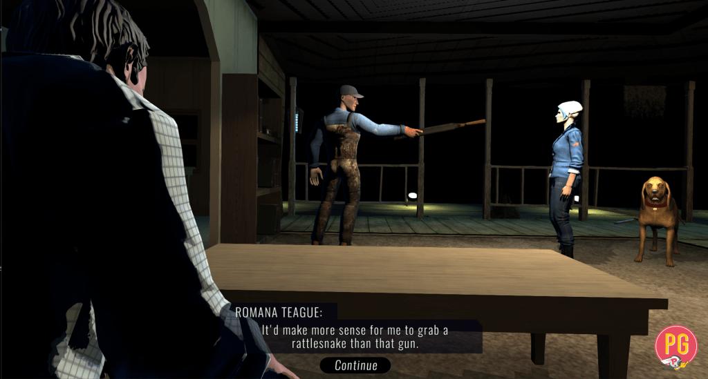 Act 3 Screenshot - Rattlesnake Final