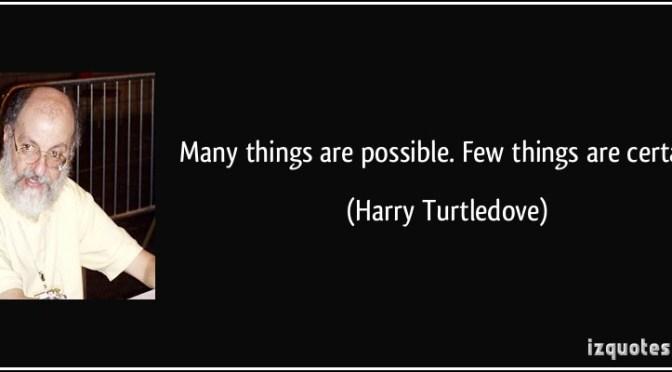 [NOTEWORTHY] Happy Birthday, Harry Turtledove! June 14 #amwriting #storytelling
