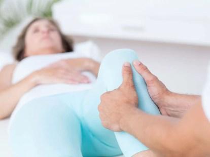 knee fracture help