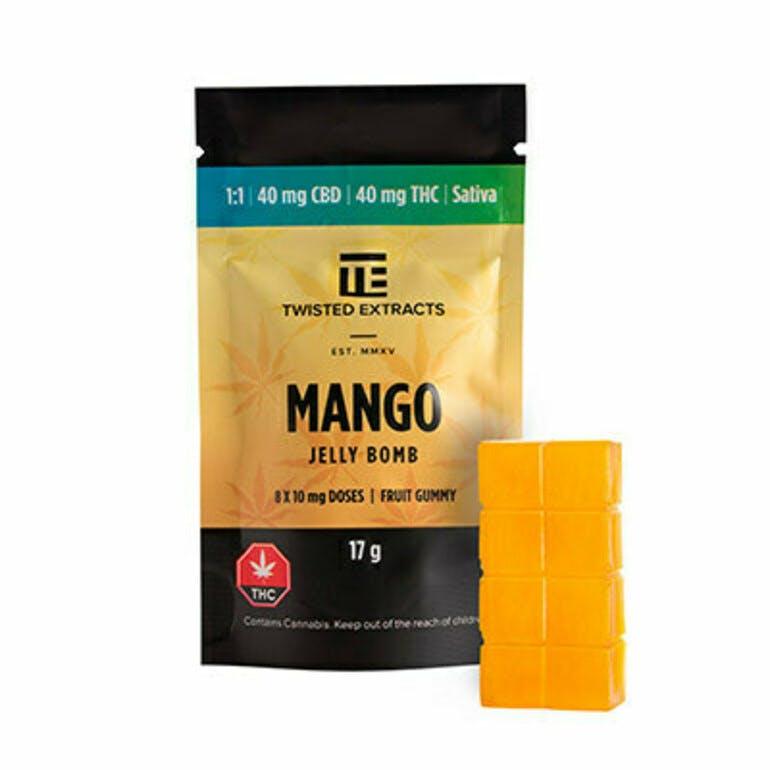 Mango Jelly Bomb 1:1