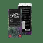 Vegan Dark Chocolate Indica 500mg Shatter Bar