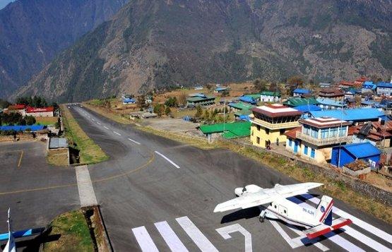 Аэропорт Лукла Непал