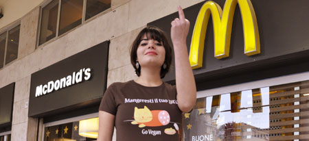 t-shirt vegan