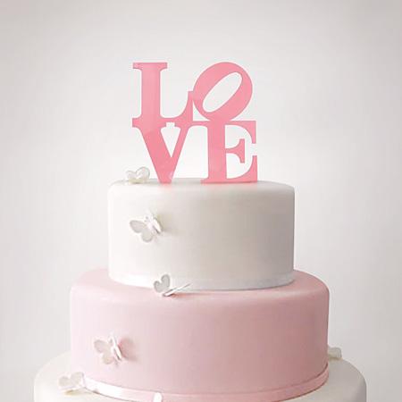 cake topper torta nuziale