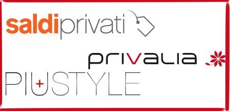 vendite private sconti online