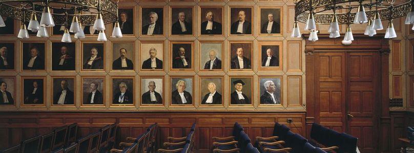 Portrettengalerij Senaatskamer