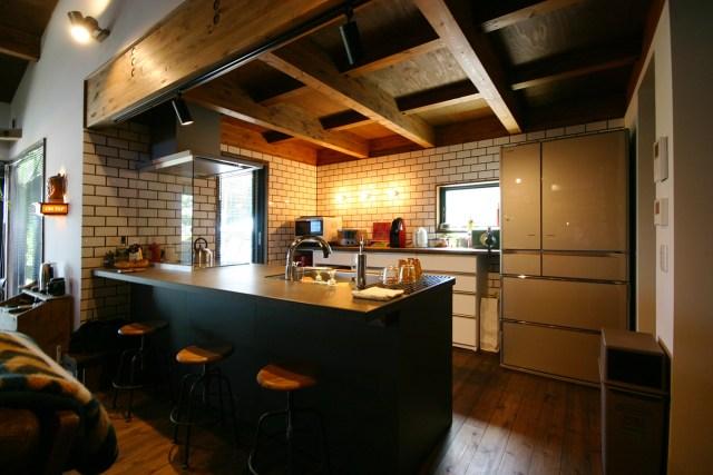 写真撮影|土間と薪ストーブのある家・自由設計|栃木県芳賀郡市貝町