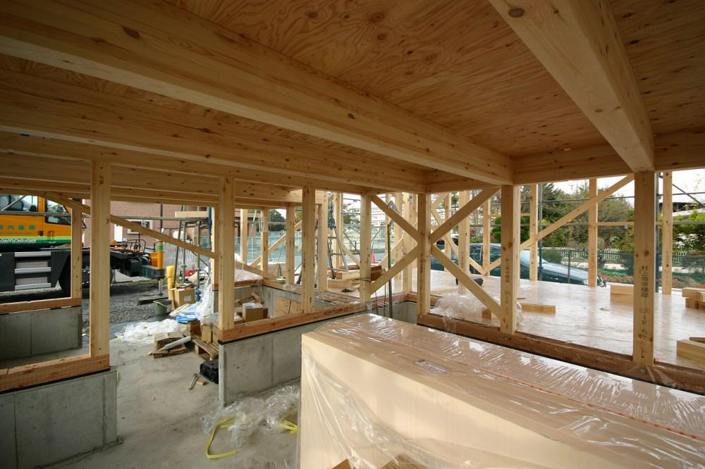 建て方|スキップフロアの家WAVE[ウェーブ]|栃木県塩谷郡高根沢町