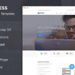HostingPress - Web Hosting HTML Template v1.2