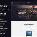 Cerres - Responsive Website Template