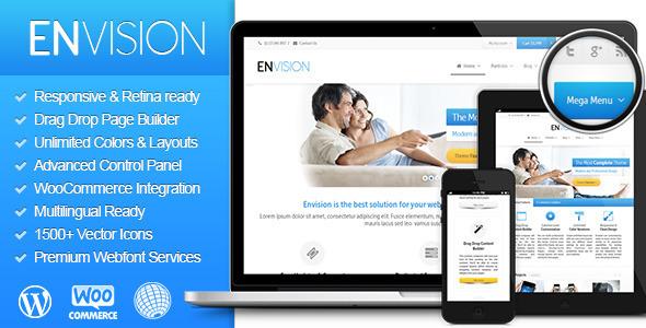 Envision v2.9.0 - Responsive Retina Multi-Purpose Theme