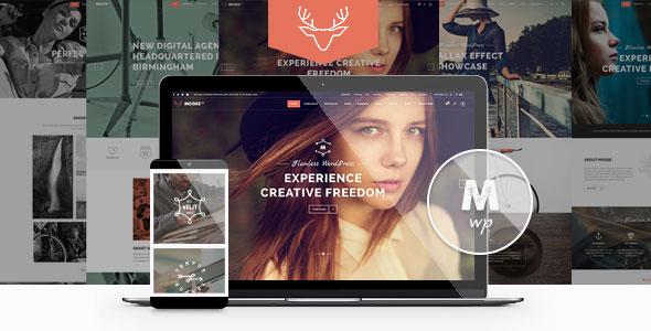 Moose - Creative Multi-Purpose Theme v1.9