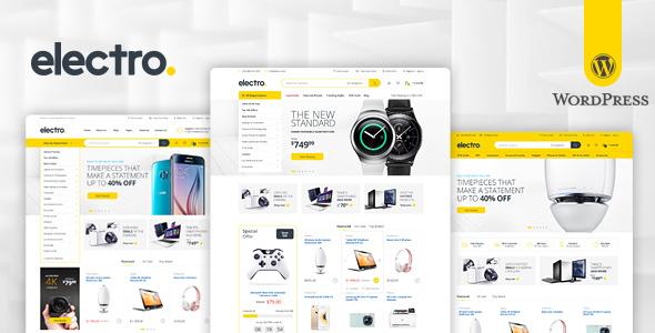 Electro v1.4.13 - Electronics Store WooCommerce Theme