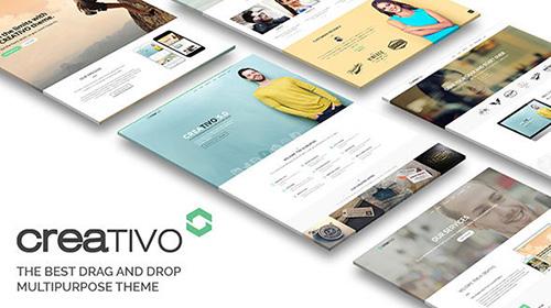 Creativo v5.7.8.2 - Ultra Responsive MultiPurpose WP Theme
