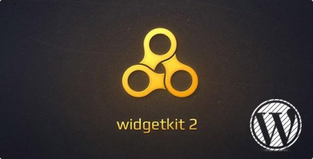 Widgetkit v2.9.0 - YOOtheme Toolkit for WordPress