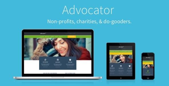 Advocator - Professional Nonprofit Organizations v2.4.6