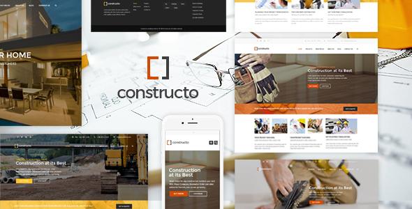 Constructo v4.0.6 - WP Construction Business Theme