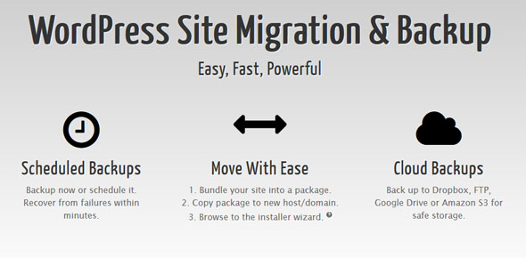 Duplicator Pro v3.5.6 - WordPress Site Migration & BackUp