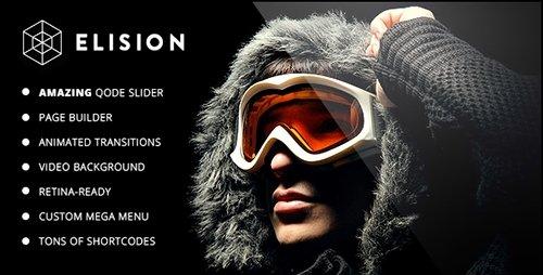 Elision - Retina Multi-Purpose WP Theme v3.10