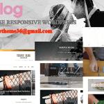 Lifeblog v1.0.1 - Multiple Layout WordPress Blog Theme