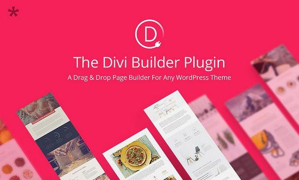 Divi Builder - Drag & Drop Page Builder Plugin v2.0.56