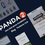 Panda v2.1.2 - Responsive Prestashop Theme